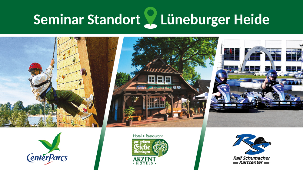 Seminarlocation, Center Parcs Bispinger Heide, Business Solutions in Bispingen