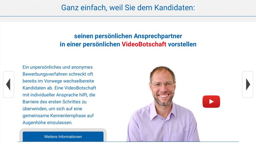 Imagevideo, Regenta FachkräfteMarketing in Bad Bramstedt