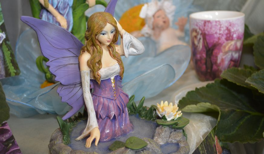 Das besondere Geschenk Flower Fairies (Blumenfeen)