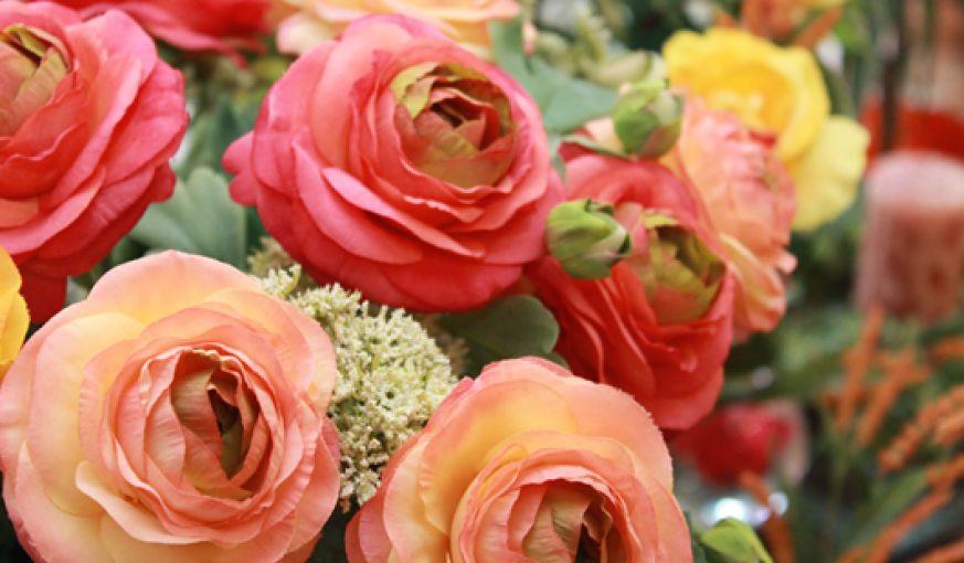 Meisterhafte Floristik für alle Gelegenheiten