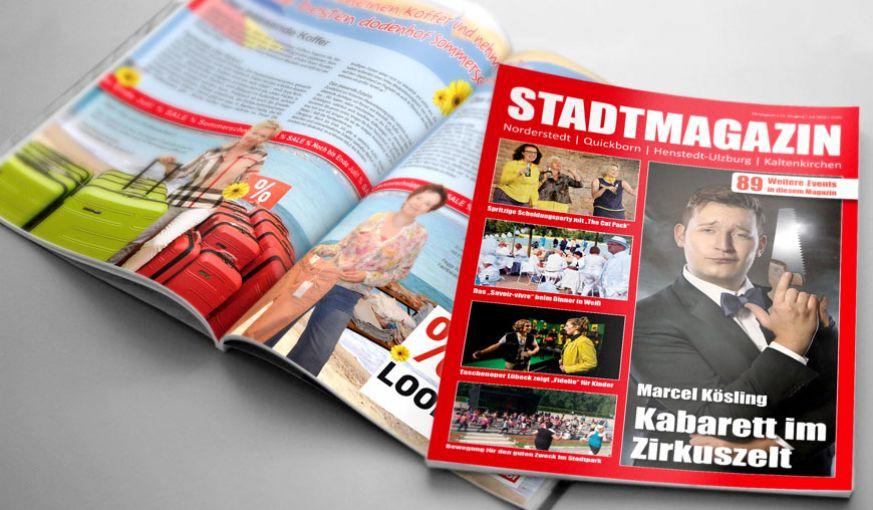 Stadtmagazin | PRINT