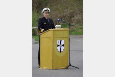 Neue Waffe, neues Schiff - Und neuer Chef im Zentrum Einsatzprüfung